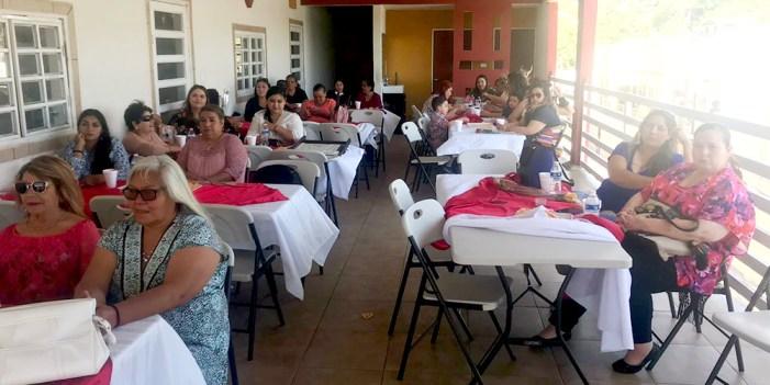 Leticia Calderón hará Albergue para mujeres