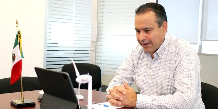 Toño Astiazarán contacta al Banco de Desarrollo de América del Norte