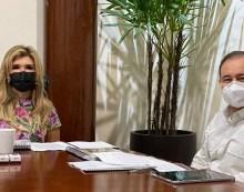 Claudia Pavlovich y Alfonso Durazo dan seguimiento a proceso de Entrega-Recepción
