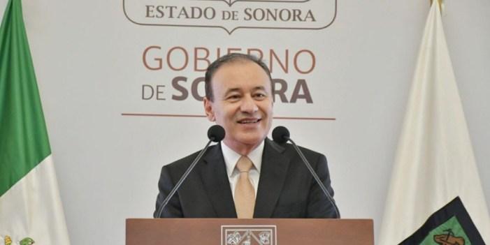 Vamos juntos a transformar Sonora: Alfonso Durazo