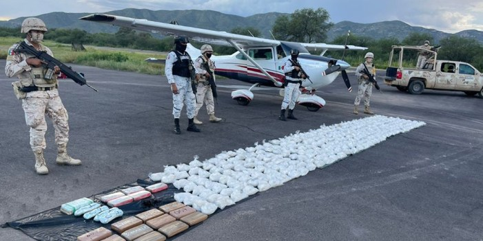 México, entre los principales productores de drogas
