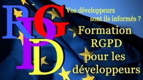 Formation RGPD pour les développeurs