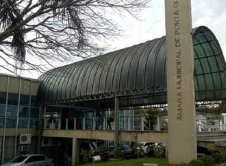 Ao Vivo: Acompanhe a sessão extraordinária da Câmara Municipal de Ponta Grossa