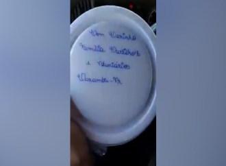 Vídeo de garoto doando marmita para caminhoneiro em Carambeí viraliza na internet