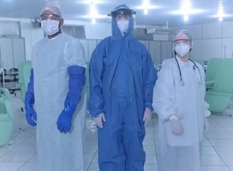 Ministério da Saúde distribui 40 milhões de equipamentos aos profissionais de saúde