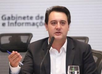 Ao Vivo: Ratinho Junior apresenta pacote econômico para empresas do Paraná