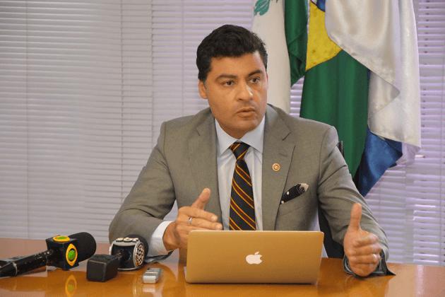 Rangel determina fechamento de comércio, restaurantes e outros estabelecimentos de PG por 15 dias