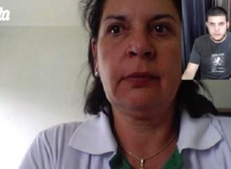 Ao vivo: Secretária de Saúde fala sobre o 2º caso de Covid-19 confirmado em Castro