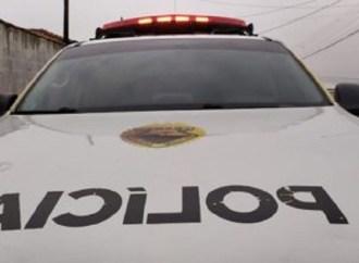 Suspeito de assalto é detido por populares até chegada da Polícia