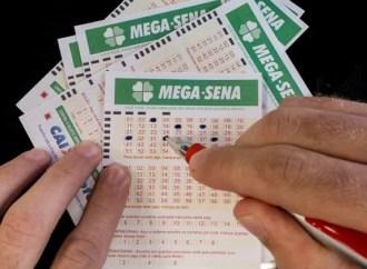 Mega-Sena acumula e prêmio chega a R$ 4,8 milhões para o próximo sorteio