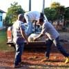 Governo entrega cestas básicas para comunidades tradicionais do Paraná