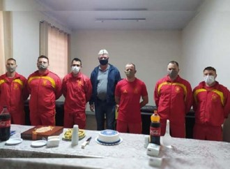 Quartel de Corpo de Bombeiros de Jaguariaíva completa 20 anos