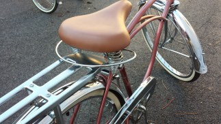 Brown Schwinn detail 2