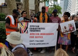 African Immigrants for Justice