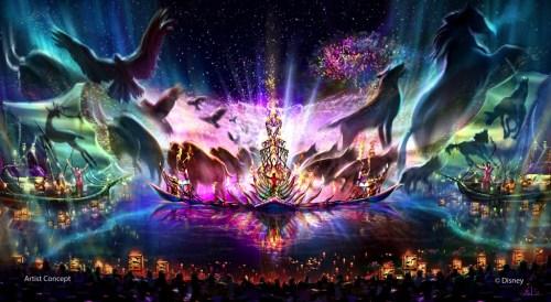 Rivers Of Light Concept (c)Disney