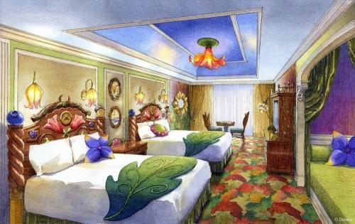 ディズニーティンカーベルルーム イメージ (c)Disney