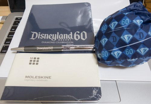 多分日本初お目見え、Diamond Celebrationグッズ 。/As to Disney photos, logos, properties: (c)Disney