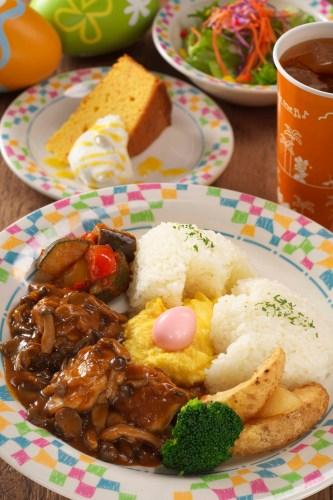 「グランマ・サラのキッチン」スペシャルセット 1520円 (c)Disney