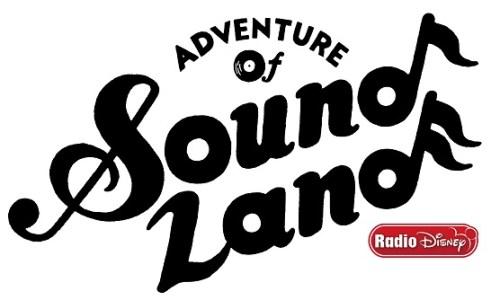 「ADVENTURE OF SOUNDLAND」ロゴ
