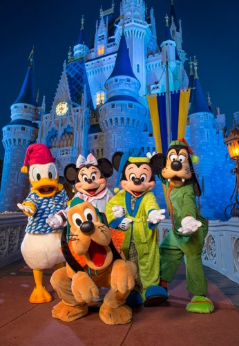 The Coolest Summer Ever at Walt Disney World Resort Kicks Off May 22 with Special 24-Hour Event  (c)Disney