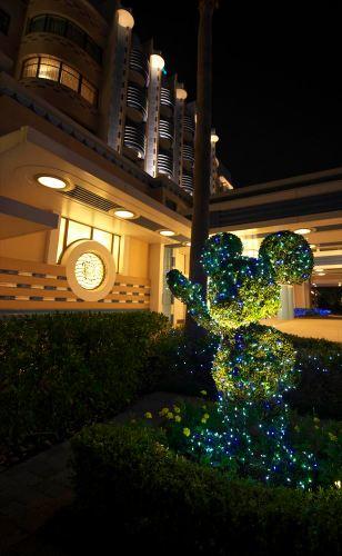 ディズニーアンバサダーホテル (c)Disney