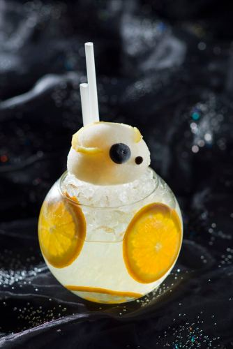 BB-8 クーラー (1500円) (c)Disney  (c)&TM Lucasfilm Ltd.