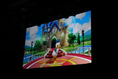 D23 Expo 2015での映像