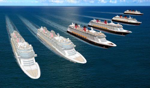 Disney Cruise Line Announces Two New Ships (c)Disney