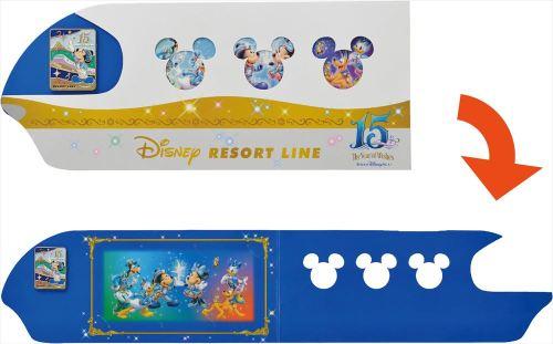オリジナルピン(台紙付き) (c)Disney