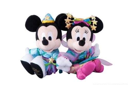 ぬいぐるみセット 5000円 (c)Disney