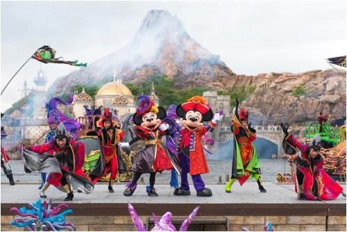 ディズニー・ハロウィーン (c)Disney