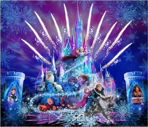 フローズン・フォーエバー  (c)Disney