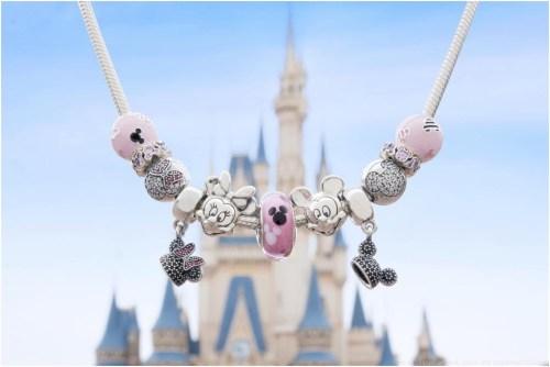 PANDORAジュエリー イメージ (c)Disney