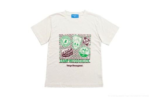 Tシャツ 100、110、120cm 各1300円/130、140、150cm 各1600円 (c)Disney