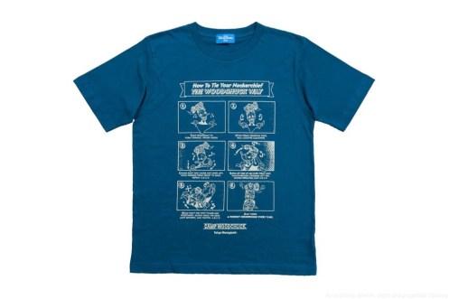 Tシャツ  S、M、L、LL 各1900円 (c)Disney