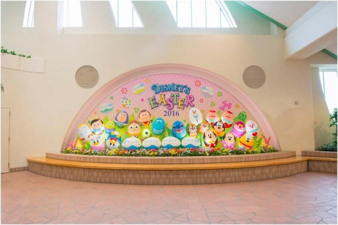 ディズニー・イースター デコレーション2016 (c)Disney
