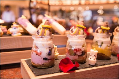 The fun new desserts conjure the same animated spirit the characters in the story displayed./As to Disney artwork, logos and properties:©Disney
