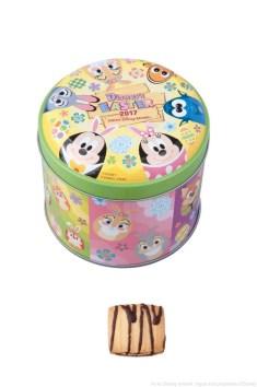デコレーションクッキー(プリン風味) 900円 (c)Disney