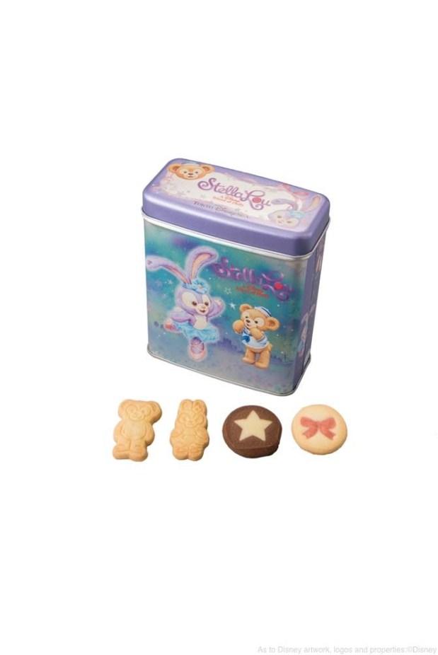 アソーテッド・クッキー 1000円 (c)Disney