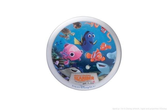 カンバッジ 310円 (c)Disney/Pixar