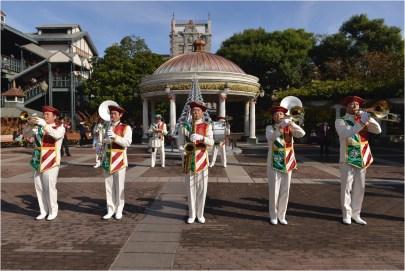 東京ディズニーシー・マリタイムバンド (c)Disney