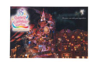 ポストカード 380円 (c)Disney