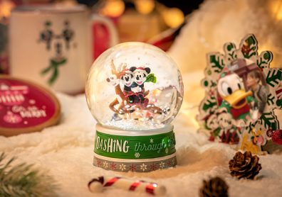 One-Stop Holiday Shopping at Shanghai Disney Resort As to Disney artwork, logos and properties:©Disney