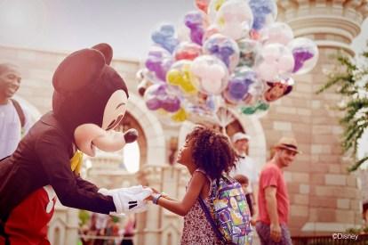 フロリダ ウォルト・ディズニー・ワールド・リゾート (c)Disney
