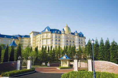 東京ディズニーランドホテル 外観 (c)Disney