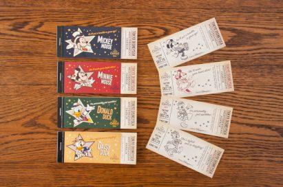メモセット 1000円 (c)Disney