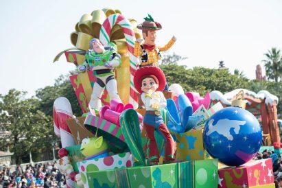 ディズニー・クリスマス・ストーリーズ (c)Disney/Pixar
