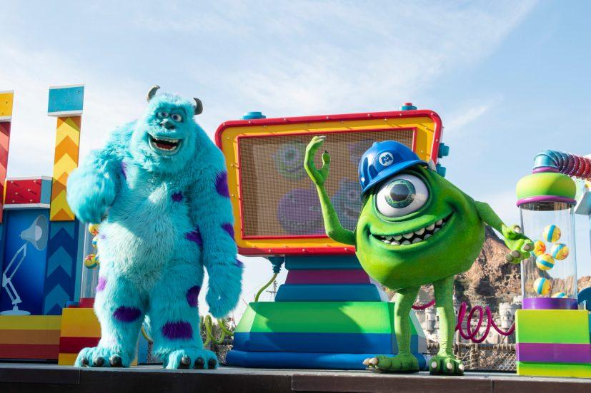 「ピクサー・プレイタイム・パルズ」 (c)Disney/Pixar