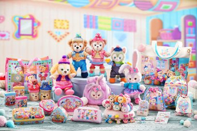 Duffy and Friends Merchandise_Overview