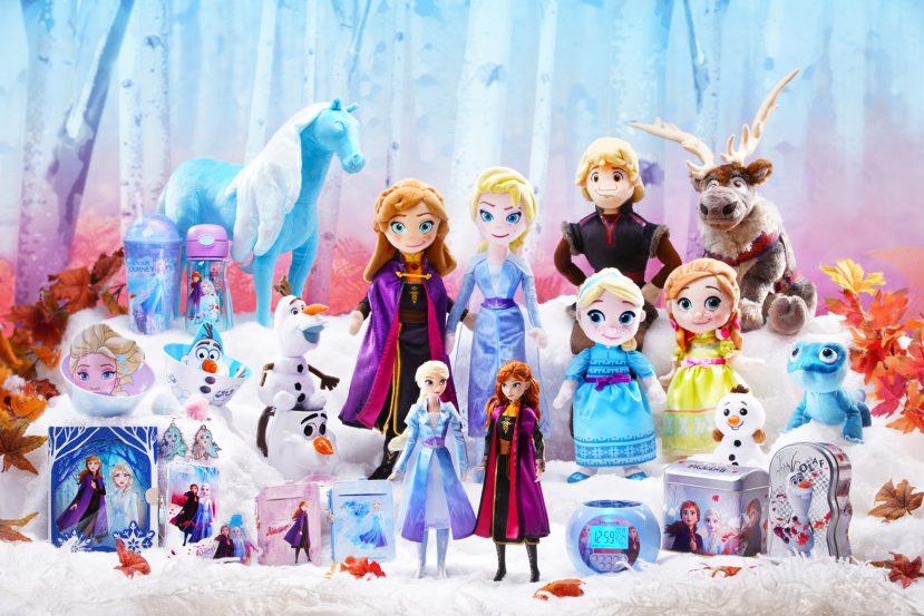 Frozen-themed Merchandise_Overveiw